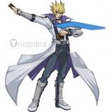 Yu-Gi-Oh 5Ds Jack Atlas Cosplay Costume