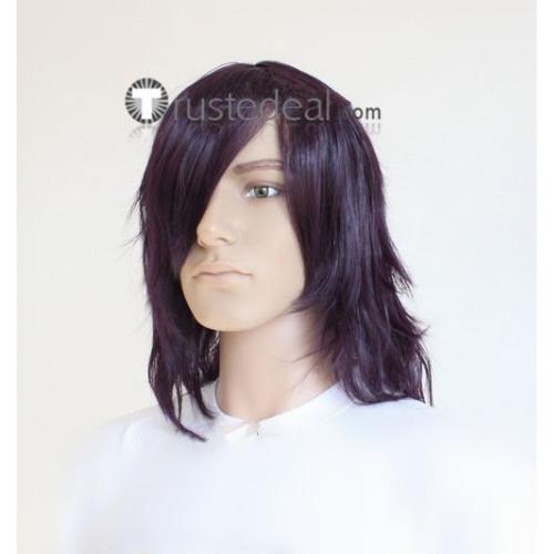 Vampire Knight Toga Yagari Purple Cosplay Wig
