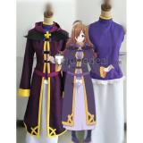 Konosuba God's Blessing on this Wonderful World Wiz Cosplay Costume