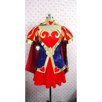 League of Legends Ashe Heartseeker Cosplay Costume2