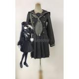 Danganronpa V3 Killing Harmony Female Shuichi Saihara Detective Girl Cosplay Costume