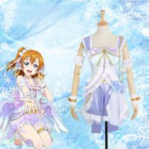 Love Live Kousaka Honoka White Day Valentine Cosplay Costume