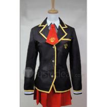 Baka to Tesuto to Shokanjuu Himeji Mizuki Cosplay Costume