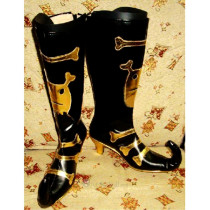 Ao no Exorcist Amaimon Cosplay Boots Shoes2