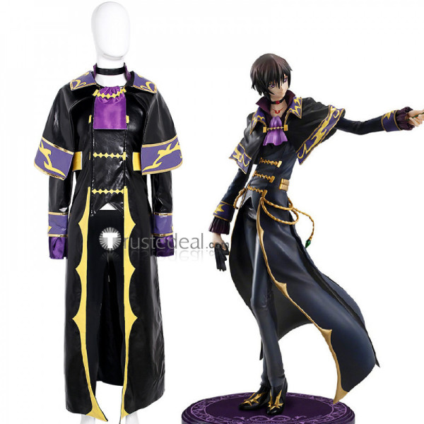 Code Geass Lelouch of the RE surrection C.C. and Lelouch Figure Cosplay Costumes