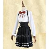 Danganronpa V3 Killing Harmony Tsumugi Shirogane Uniform Cosplay Costume