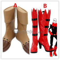 Undertale Underfell Papyrus Frisk Genocide Route Fresh!Sans Cosplay Shoes Boots