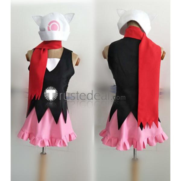 Pokemon Dawn Cosplay Costume