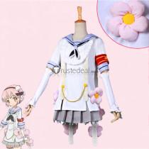 Magical Girl Raising Project Snow White Koyuki Himekawa Cosplay Costume