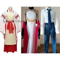 Sewayaki Kitsune no Senko-san Nakano Shiro Senko-san Cosplay Costumes