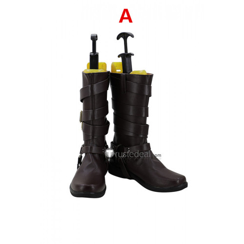 Devil May Cry 5 Dante Vergil Nero Cosplay Boots Shoes