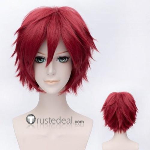 Naruto Shippuden Gaara Red Cosplay Wig
