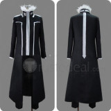 Sword Art Online ALO Kirito Black Cosplay Costume