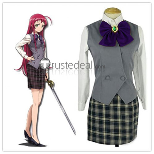The Devil Is A Part Timer Emi Yusa Emilia Justina Cosplay Costume2
