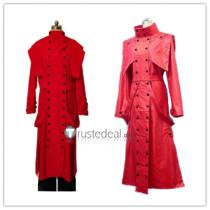 Trigun Vash the Stampede Red Cosplay Costume