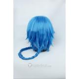 Magi The Labyrinth Of Magic Aladdin Blue Ponytail Cosplay Wig