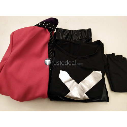 Yuri on Ice Welcome to The Madness Yurio Pink Cosplay Costume
