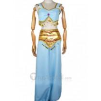 Aladdin Disney Princess Jasmine Cosplay Costume