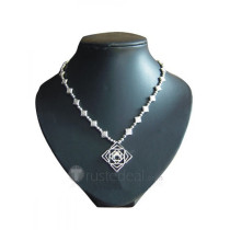 Vampire Knight Yuki Cross Necklace Cosplay Accessories