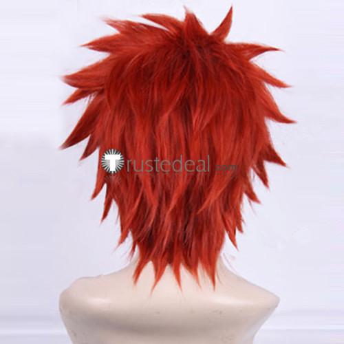 Uta no Prince-sama Otoya Ittoki Short Red Cosplay Wig