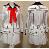 Vampire Knight Souen Ruka School Uniform Cosplay Costume