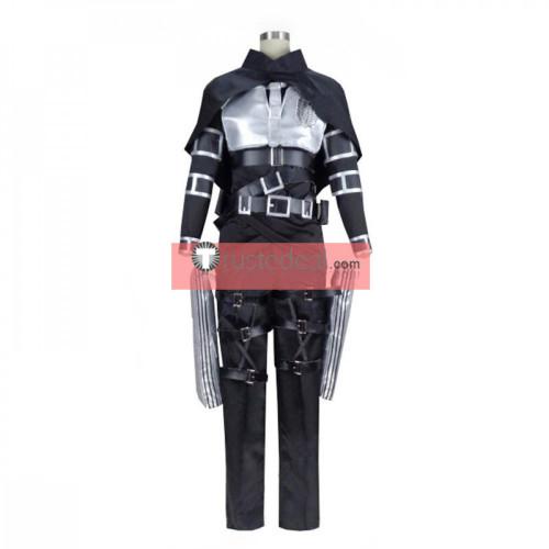 Attack on Titan Shingeki no Kyojin Final Season Mikasa Levi Ackerman Cosplay Costumes