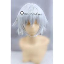 Hack Shino Silver White Cosplay Wig