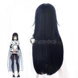 Tensei Shitara Slime Datta Ken Shizue Izawa Shizu Dark Blue Cosplay Wig