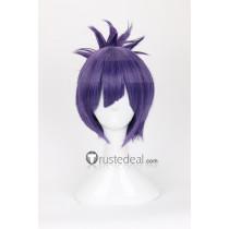 Seraph of the End Owari no Serafu Lacus Welt Purple Cosplay Wig