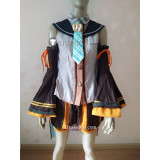Vocaloid Trick or Miku Halloween Cosplay Costume