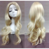 League of Legends Lux Blonde Cosplay Wig