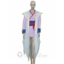 Gundam Seed Lacus Clyne Fighting Cosplay Costume(FK195)