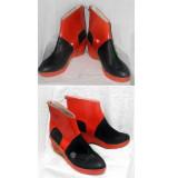 Guilty Crown YUZURIHA INORI Cosplay Shoes Boots