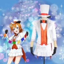 Love Live Kousaka Honoka Magician Unawakening Cosplay Costume