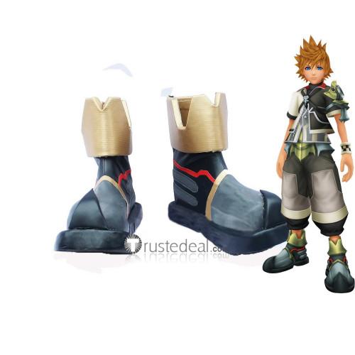 Kingdom Hearts Birth By Sleep Ventus Cosplay Boots Shoes