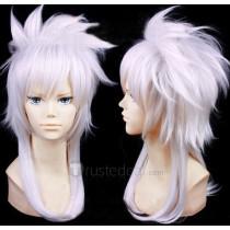 Magi The Labyrinth Of Magic Sharrkan White Cosplay Wig