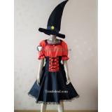 Boku no Hero Academia Halloween Card Uraraka Ochako Cosplay Costume