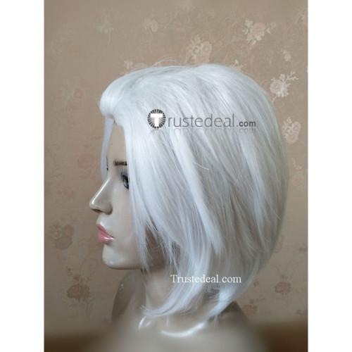 Final Fantasy XV Ravus Nox Fleuret White Cosplay Wig