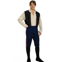 Star Wars Adult Luke Skywalker Cosplay Costume