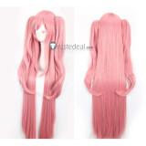Seraph of the End Owari no Serafu Krul Tepes Pink Cosplay Wig