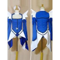 Kaitou Tenshi Twin Angel Aoi Kannazuki Cosplay Costume