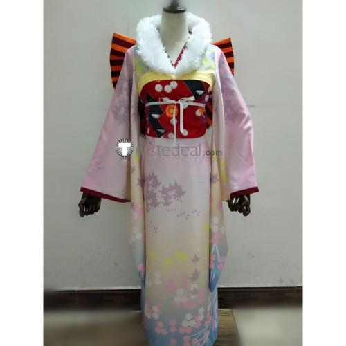 Yosuga no Sora Sora Kasugano Kimono Cosplay Costume