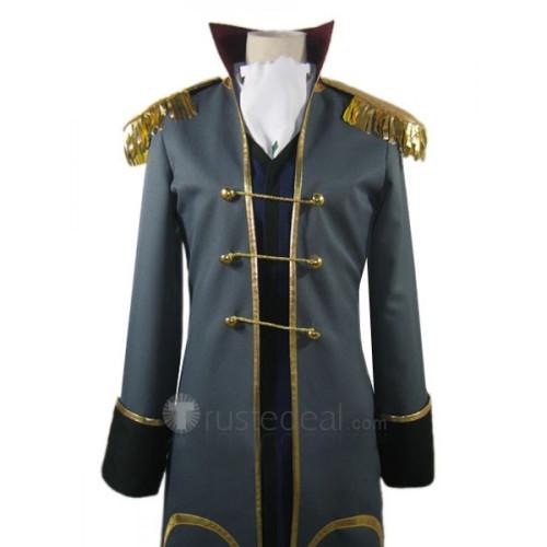 Code Geass Lelouch of the Rebellion Odysseus eu Britannia Jacket Cosplay Costume