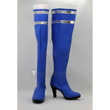 League of Legends The Lady of Luminosity Lux Blue Cosplay Boots Shoes