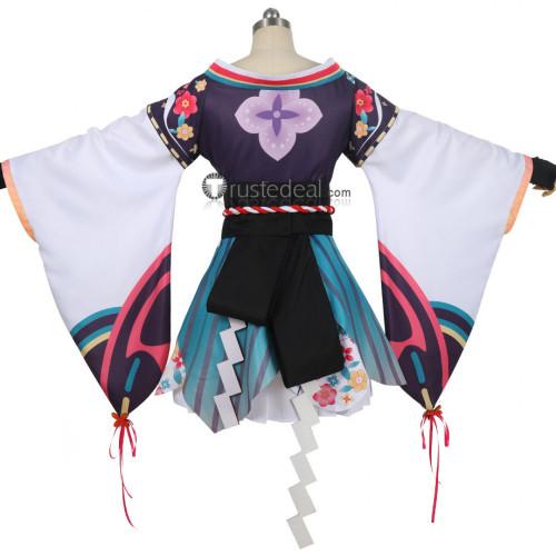 Onmyoji Kusa Spring Fragrance Cosplay Costume