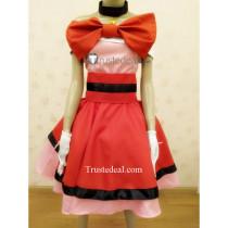 Pokemon XY Master Class Tournament Performance Serena Cosplay Costume
