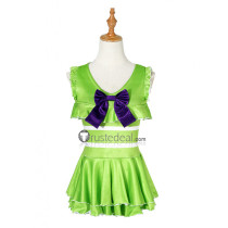 League of Legends LOL Pool Party Zoe Green SwimSuit Cosplay Costume