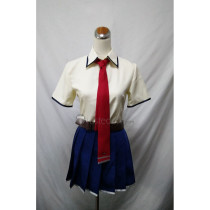 Armed Girl's Machiavellism Satsuki Kurasaki Ui Migii Tsunemi Toko Warabi Hanasaka Sailor Uniform Cosplay Costume