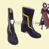 Sword Art Online Konno Yuuki Cosplay Shoes Boots