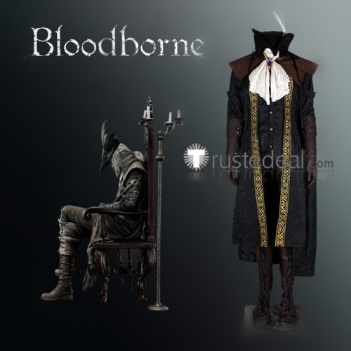 Bloodborne Lady Maria Cosplay Costume
